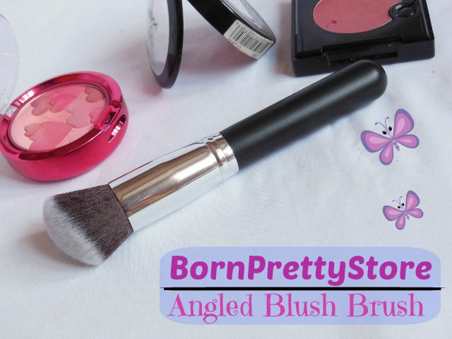 BornPrettyStore Blush Brush - SIGMA Blush Brush Review