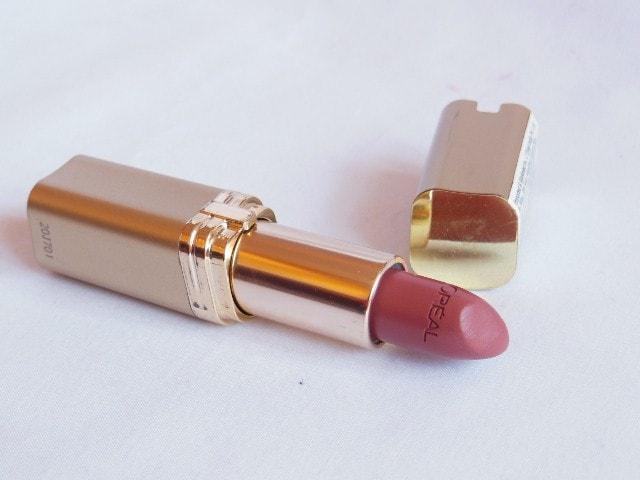 L'Oreal Paris Color Riche Lipstick Tender Pink