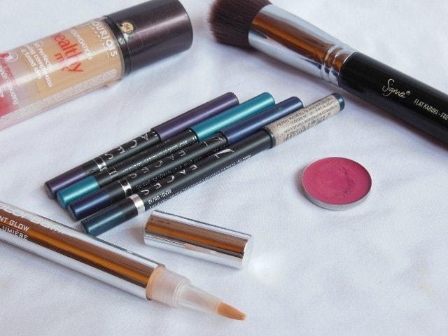 Makeup Favorites February 2014