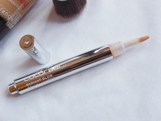 Monthly Makeup Favorites February 2014- Colorbar Illuminator