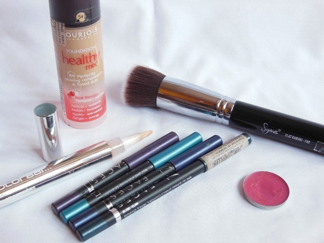 Monthly Makeup Favorites February 2014