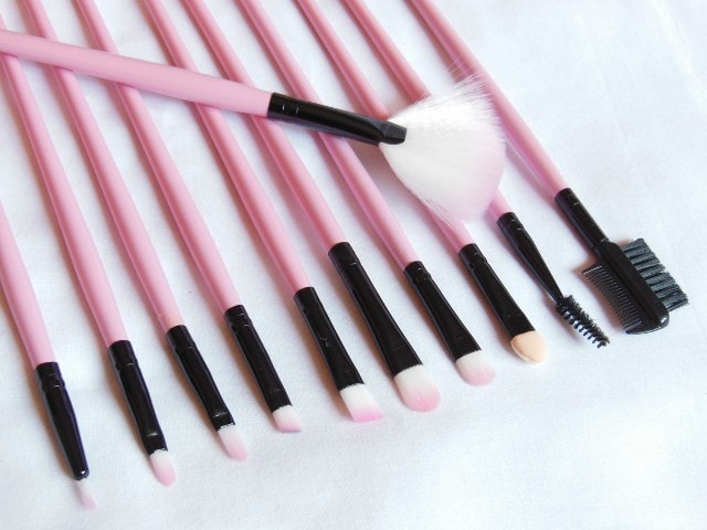 TMart 22 Piece Brush Set - Eye Makeup Brushes