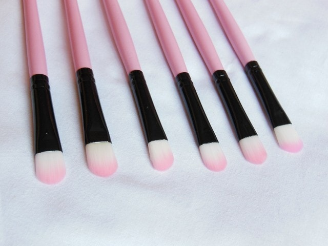 TMart 22 Piece Brush Set - Eye Shadow Brushes