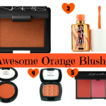5 Awesome Orange Blushes for Summers