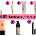 Best Liquid Illuminators - Highlighters