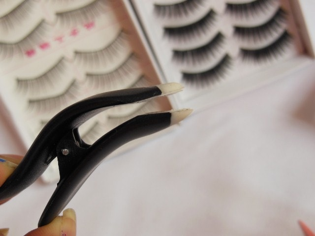 BornPrettyStore False Eye Lash Clip Review