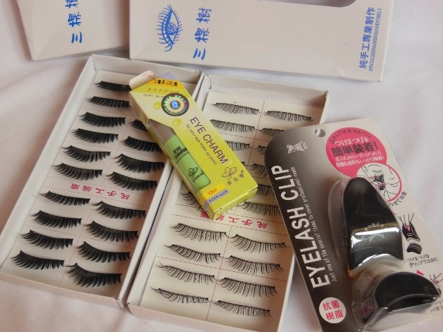 BornPrettyStore False Eye Lash Set
