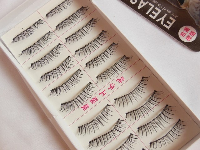 BornPrettyStore False Eye Lashes 1