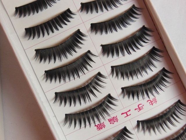 BornPrettyStore False Eye Lashes 2