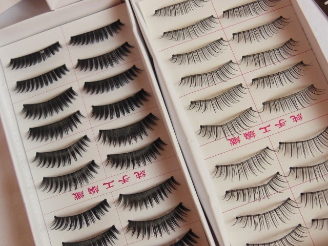 BornPrettyStore False Eye Lashes