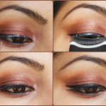 BornPrettyStore False Lashes - Step by Step Tutorial