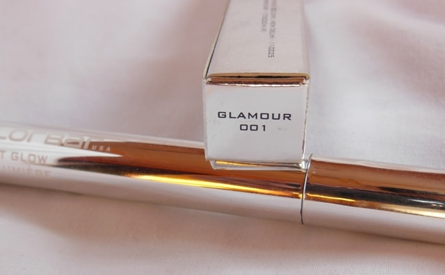 Colorbar Radiant Glow Highlighter Glamour #001 Review