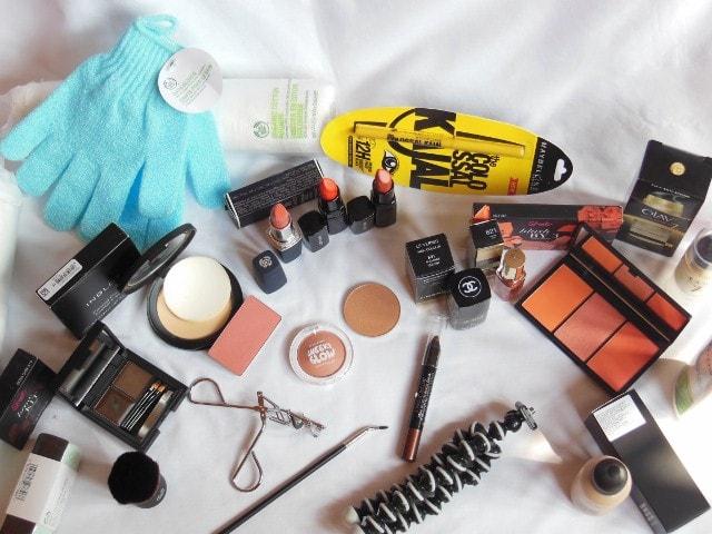 February Makeup Haul