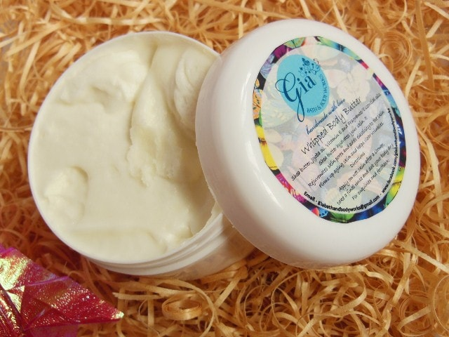 Gia Bath and Body Works Whipped Cream Body Butter