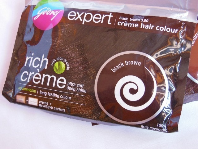 Godrej Expert Creme Rich Hair Color - Black Brown Review