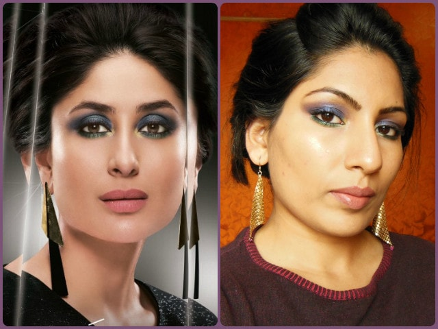 Kareena Kapoor Lakme Illusion Range Inspired Makeup Look
