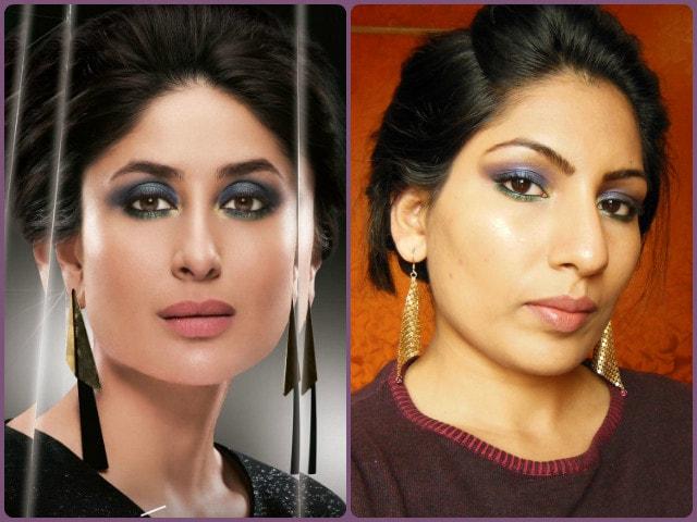 Kareena Kapoor Lakme Illusion Range Inspired Makeup Look