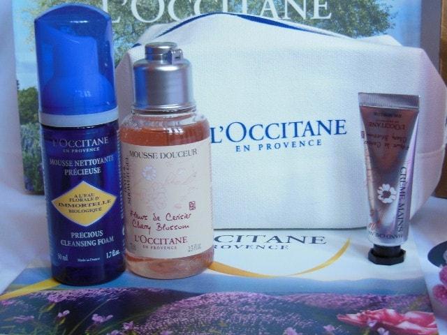 L'Occitane Goodies