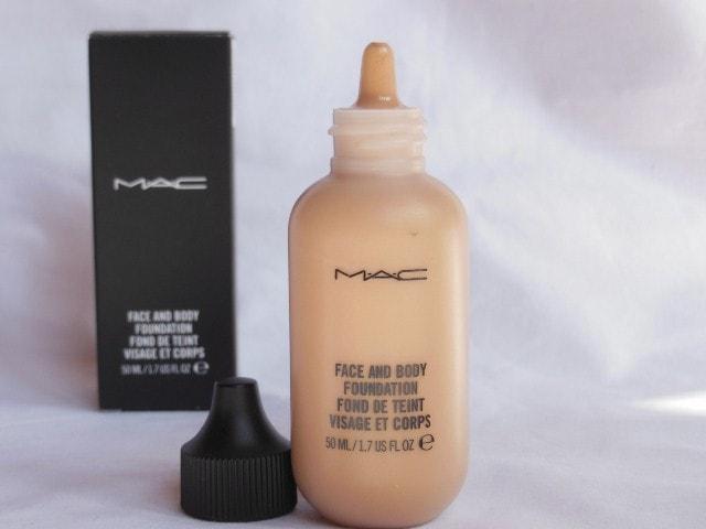 MAC Face&Body Foundation
