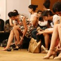 Models at the Jabong Show fittings (DP)