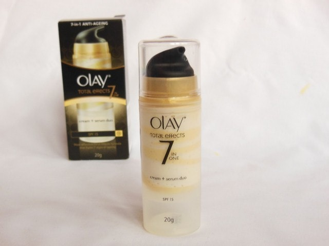 Olay Total Effects 7 in 1 Cream + Serum Duo