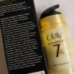 Olay Total Effects 7 in 1 Cream + Serum Duo Ingredients