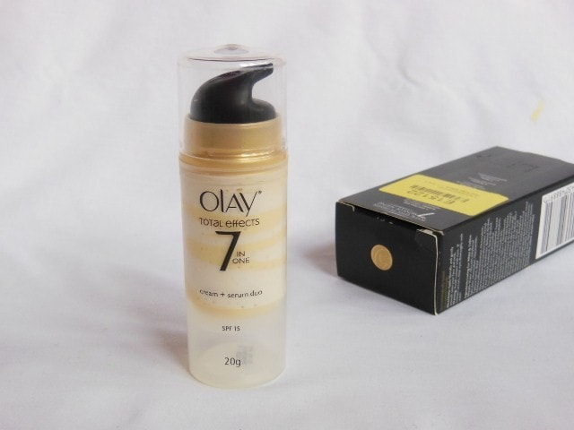 Olay Total Effects 7 in 1 Cream Review