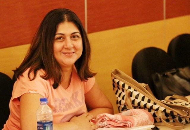Show choreographer Lubna Adam in the spotlight