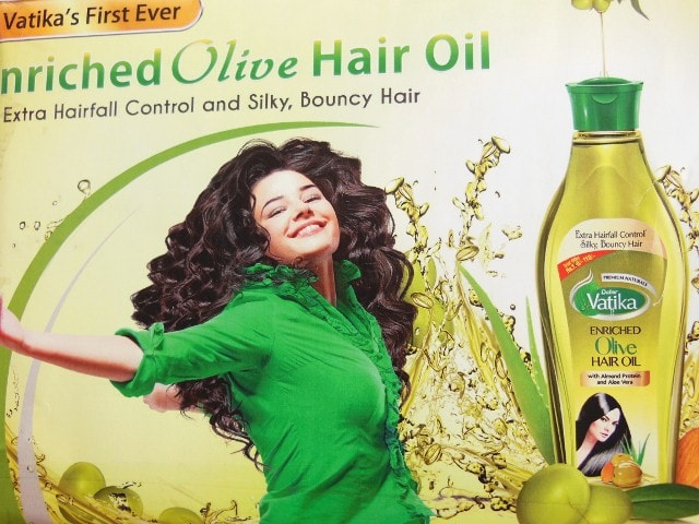Vatika's First Olive Hair Oil
