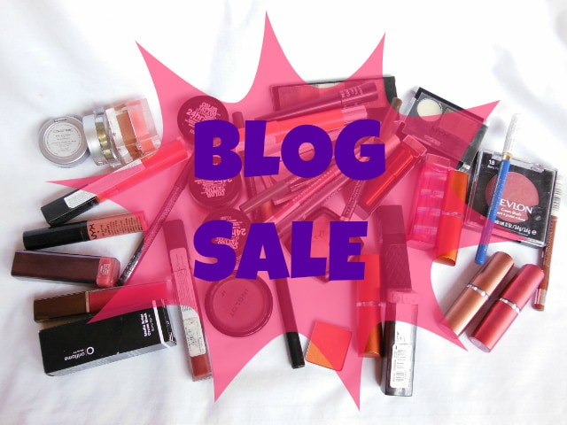 Blog Sale - April 2014