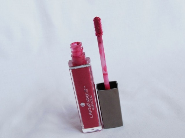 Blog Sale - Lakme Abolute Gloss Stylist Burgandy Burn