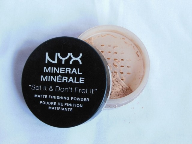 Blog Sale - NYX Mineral Matte Loose Powder Medium