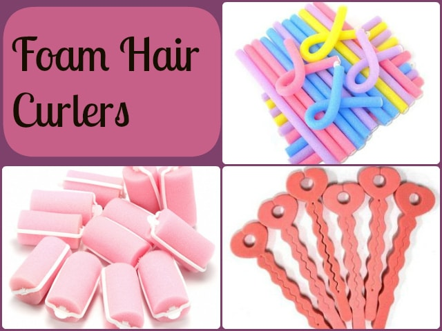 Doubts Discussion- Sleep on Foam Hair Curlers