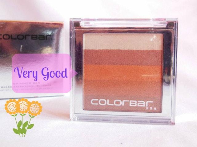 Makeup Marksheet - Colorbar Shimmer Brick