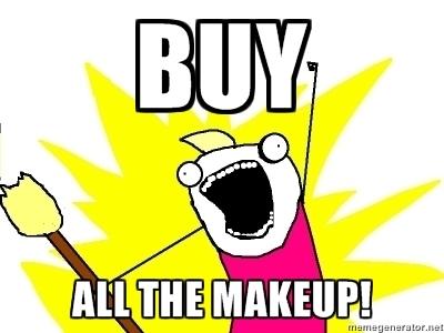 Makeup Muddle - Buy All Makeup