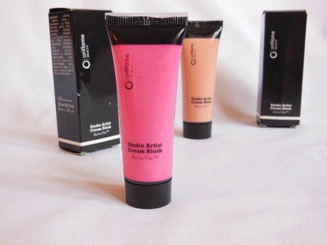 Oriflame Studio Artist Cream Blush -Pink Glow