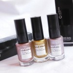 Oriflame very Me Metallic Nail Paints Review