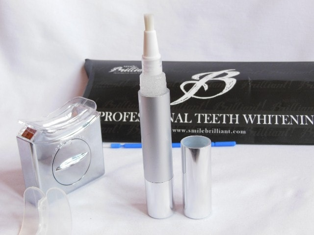 SMILE Brilliant LED Teeth Whitening Gel