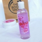 The Body Shop Atlas Mountain Rose Bathing Gel