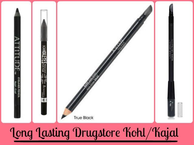 Best Long Lasting kohl In India Drugstore Brands