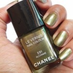 CHANEL Le Vernis Nail Color Alchimie #591 NOTD