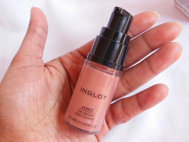 INGLOT AMC Face Liquid Blush #81