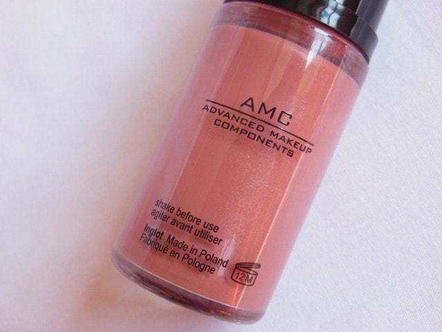 INGLOT AMC Liquid Face Blush #81 Review