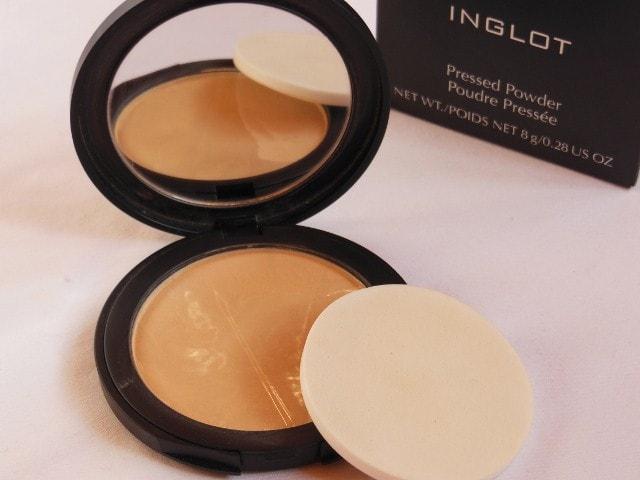 INGLOT Pressed Powder 15 Review