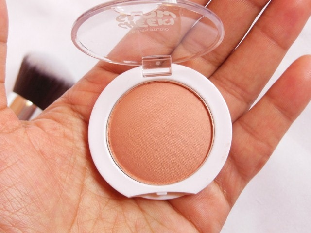 Maybelline Blush Cheeky Glow in Creamy Cinnamon