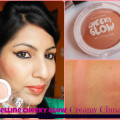 Maybelline Cheeky Glow Blush Creamy Cinnamon Look
