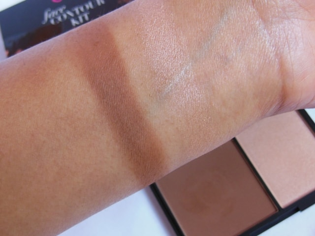 Sleek Contour Kit Swatch