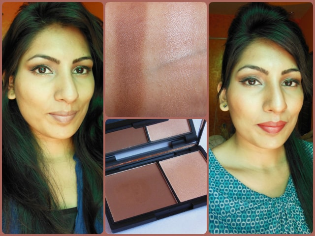 Sleek Face Contour Kit Medium #885 FOTD