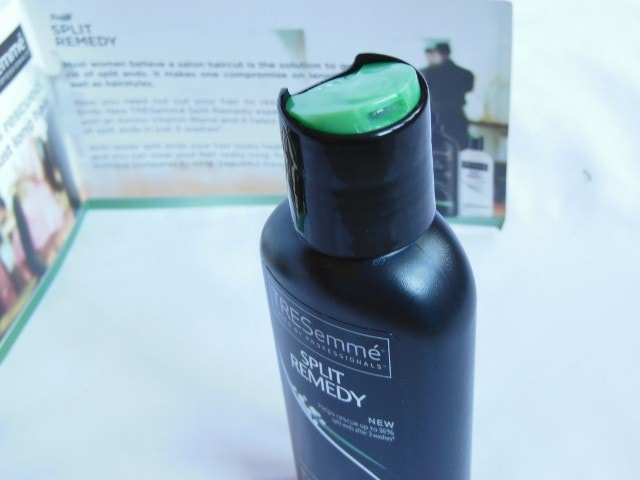 Tresemme Split Remedy Shampoo Pakcaging