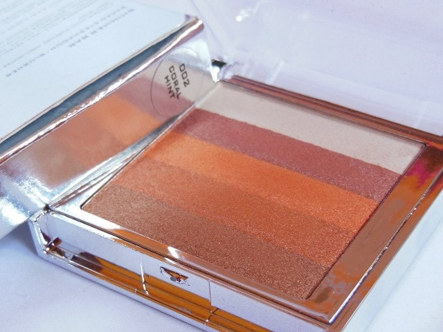 Colorbar Shimmer Bar Coral Hint 002 Review